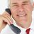 senior · empresário · telefone · trabalhar · trabalhando · retrato - foto stock © monkey_business