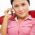 young woman on the phone stock photo © monkey_business