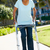 senior woman with walking frame stock photo © monkey_business