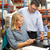 business colleagues working at desk in warehouse stock photo © monkey_business