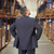 rear view of manager in warehouse stock photo © monkey_business