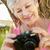 nő · fotós · kamera · szürke · technológia · fiatal - stock fotó © monkey_business