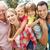 család · szülők · gyerekek · nagyszülők · megnyugtató · park - stock fotó © monkey_business
