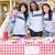 retrato · caridad · voluntario · calle · mujeres · Asia - foto stock © monkey_business
