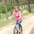senior · mulher · ciclo · verão · exercer - foto stock © monkey_business