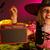 девушки · конфеты · Хэллоуин · Cute · мало · ребенка - Сток-фото © monkey_business