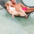 пару · спящий · гамак · семьи · человека · весело - Сток-фото © monkey_business