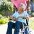 gehandicapten · verzorger · portret · vrouwelijke · verpleeginrichting - stockfoto © monkey_business