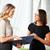 équipe · commerciale · réunion · bureau · affaires · femmes - photo stock © monkey_business