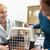 állatorvosi · macska · műtét · állat · érzéstelenítés · orvos - stock fotó © monkey_business