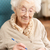 starszy · krzyżówka · puzzle · książki · kobiet · życia - zdjęcia stock © monkey_business