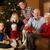 açılış · Noel · hediyeler · ağaç · aile - stok fotoğraf © monkey_business