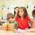 groep · elementair · leeftijd · kinderen · kunst · klasse - stockfoto © monkey_business
