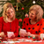 women making christmas cards at home stock photo © monkey_business