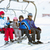 Family Getting Off chair Lift On Ski Holiday In Mountains stock photo © monkey_business