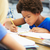 изучения · классе · книга · ребенка · образование - Сток-фото © monkey_business