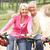 casal · de · idosos · equitação · bicicleta · parque · homem · feliz - foto stock © monkey_business