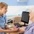 uk nurse injecting senior woman patient stock photo © monkey_business