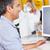 człowiek · pracy · biurko · zajęty · twórczej · biuro - zdjęcia stock © monkey_business