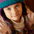mutlu · kış · kız · Kayak · ceket · portre - stok fotoğraf © monkey_business