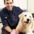 masculina · veterinario · cirujano · examinar · perro · cirugía - foto stock © monkey_business