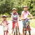 vélo · VTT · trois · technologie · sport · montagne - photo stock © monkey_business
