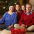 nieto · Navidad · presente · feliz · abuela · sonriendo - foto stock © monkey_business