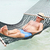 senior man relaxing in beach hammock stock photo © monkey_business