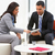 equipo · de · negocios · informal · reunión · oficina · negocios · mujer - foto stock © monkey_business