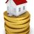 winst · teken · gouden · munten · tonen - stockfoto © montego