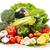 nyers · zöldségek · izolált · fehér · étel · konyha - stock fotó © monticelllo