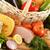 sepet · mutfak · masası · şarap · sağlık - stok fotoğraf © monticelllo