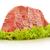 parça · sığır · eti · et · marul · kırmızı · pişirme - stok fotoğraf © monticelllo