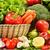 választék · nyers · zöldségek · vegetáriánus · diéta · étel - stock fotó © monticelllo