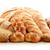kenyér · tekercsek · izolált · fehér · étel · természet - stock fotó © monticelllo