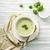 ブロッコリー · スープ · 写真 · クリーミー · 木製 - ストックフォト © moradoheath