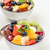 新鮮果物 · サラダ · キウイ · リンゴ · バナナ · ブドウ - ストックフォト © Moradoheath