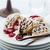 vers · gebakken · poedersuiker · hart · voedsel · dessert - stockfoto © Moradoheath