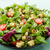 fresh salad with croutons stock photo © moradoheath