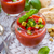 frescos · albahaca · pepino · verano · tomate · cocina - foto stock © Moradoheath