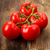 vers · tomaten · houten · studio · dieet · niemand - stockfoto © Moradoheath