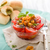tomaat · salade · kruiden · groene · Geel · vers - stockfoto © Moradoheath