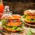 vegan · sandwich · carne · pollo · Turchia · tofu - foto d'archivio © moradoheath