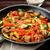 жареный · овощей · таблице · продовольствие · зеленый - Сток-фото © moradoheath