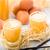 uovo · liquore · occhiali · fresche · vaniglia · uova - foto d'archivio © Moradoheath