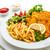 鶏 · 白 · プレート · 表 · キッチン - ストックフォト © moradoheath