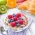 frescos · croissant · queso · hortalizas · aislado · blanco - foto stock © moradoheath