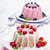 Fresh bundt cake with fruits stock photo © Moradoheath