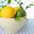 чаши · свежие · лимоны · таблице · зеленый · растений - Сток-фото © moravska