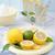 tigela · fresco · cal · limão · dois · vidro - foto stock © Moravska